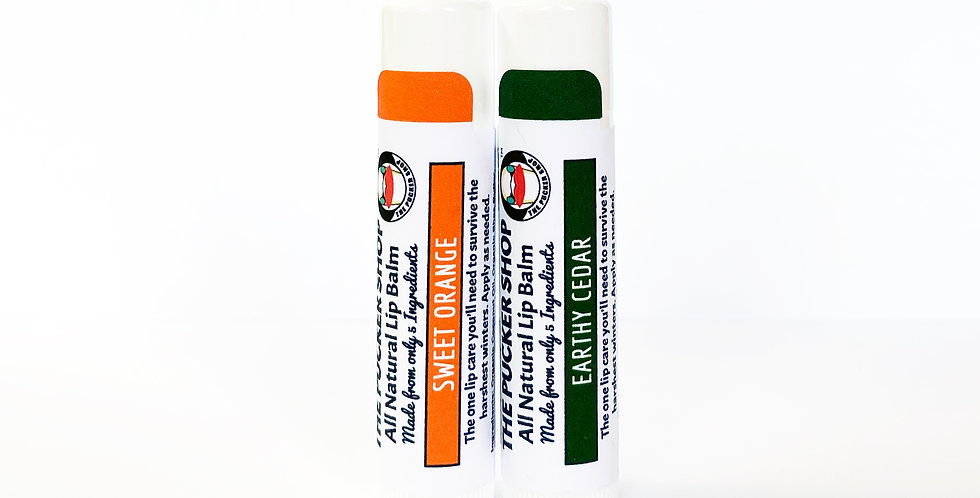 From Orchard To Forrest Twin Pack (Sweet Orange + Earthy Cedar)
