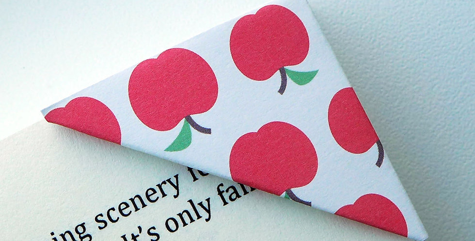 Sweet Apple Harvest Bookmark
