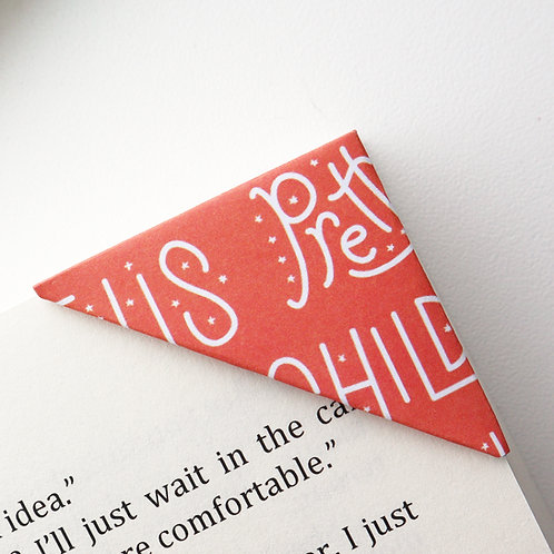 Take It Easy Bookmark