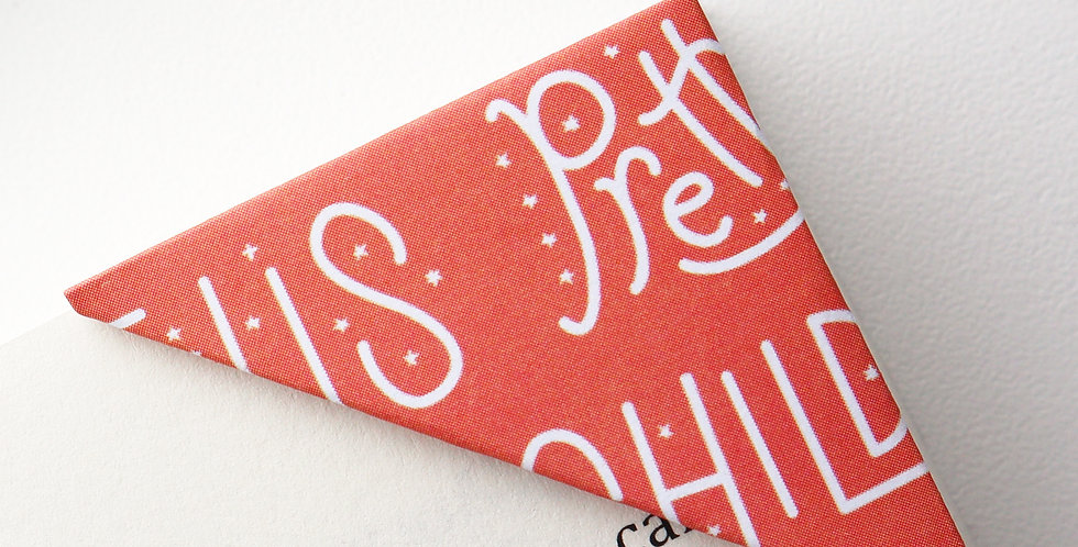 Take It Easy Bookmark