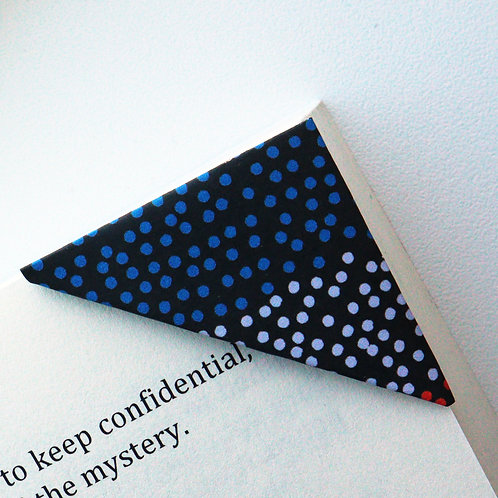 Multicolor Polka Dot Bookmark