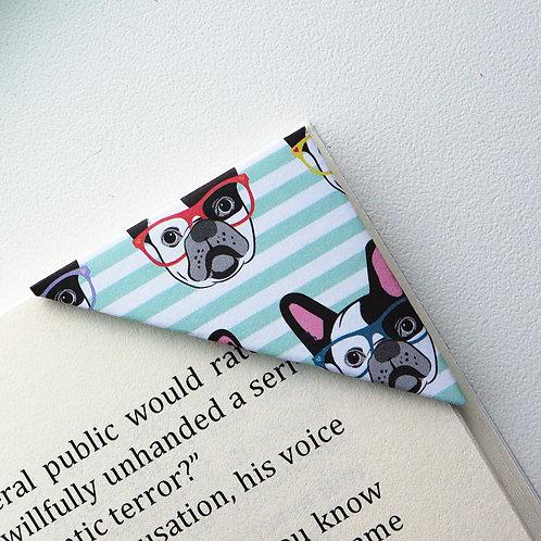 Boston Terrier Bookmark
