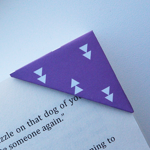 Forward Arrow Bookmark (2 colors)