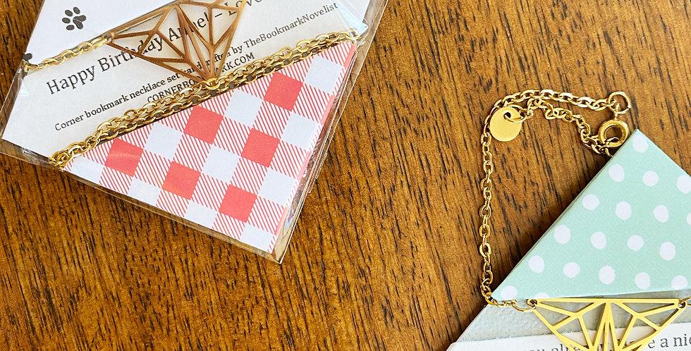 Stainless Steel Bracelet / Necklace Set