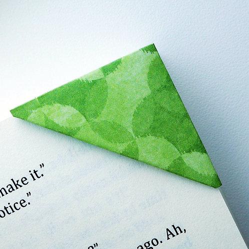 Four Leaf Clover Bookmark
