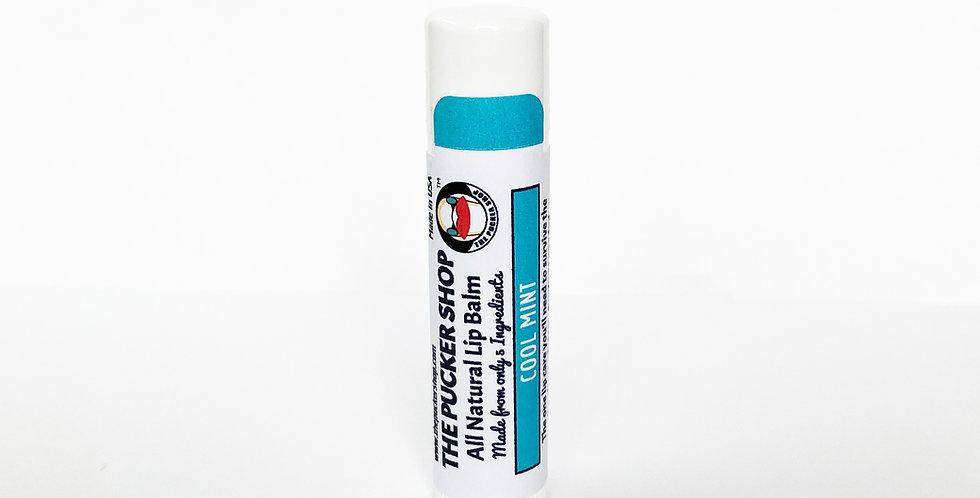 Cool Mint All Natural Lip Balm