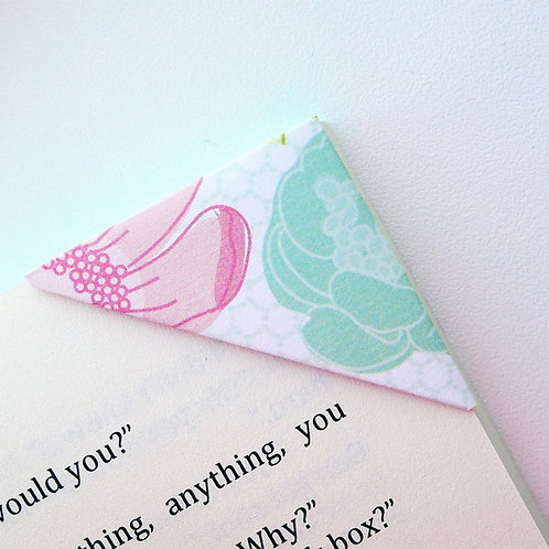 Summer Blossom Bookmark (4 colors)
