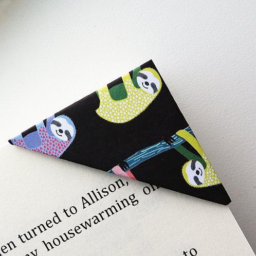 Cute Sloth Bookmark