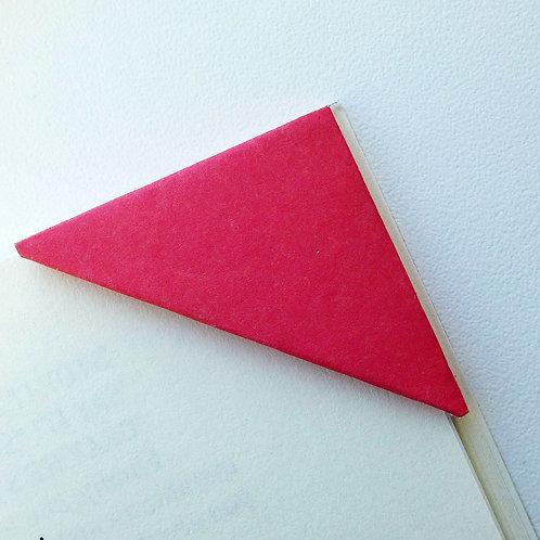 Lipstick Red Watercolor Bookmark