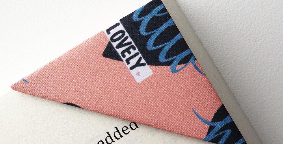 Hello Lovely Bookmark