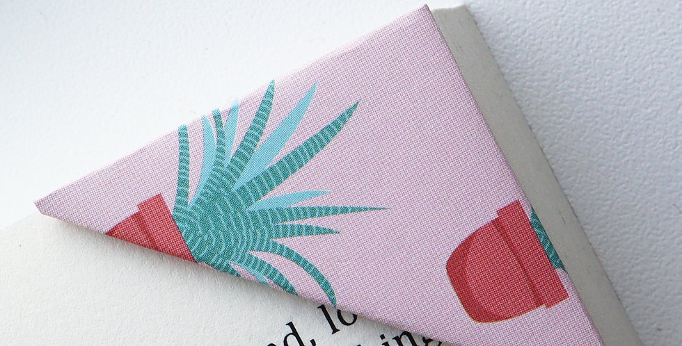 Indoor Fern Bookmark