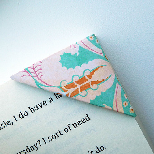 Abstract Cymbidium Bookmark (3 colors)