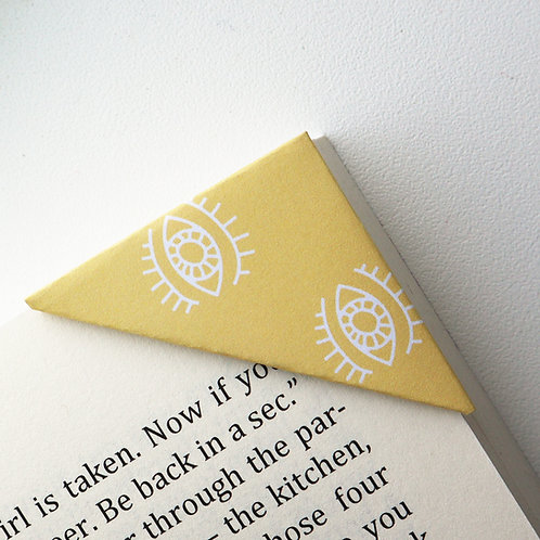 Eye Wild Open Bookmark