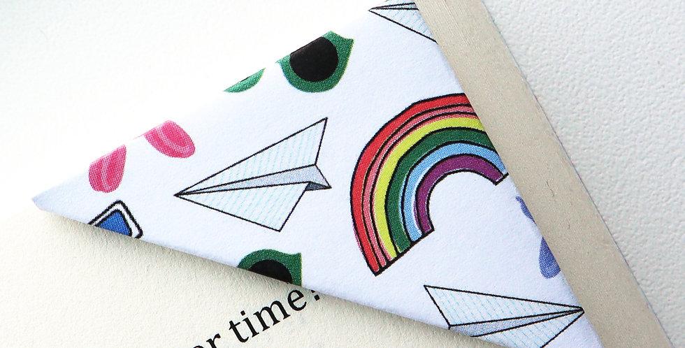 A Fun Girly Day Bookmark