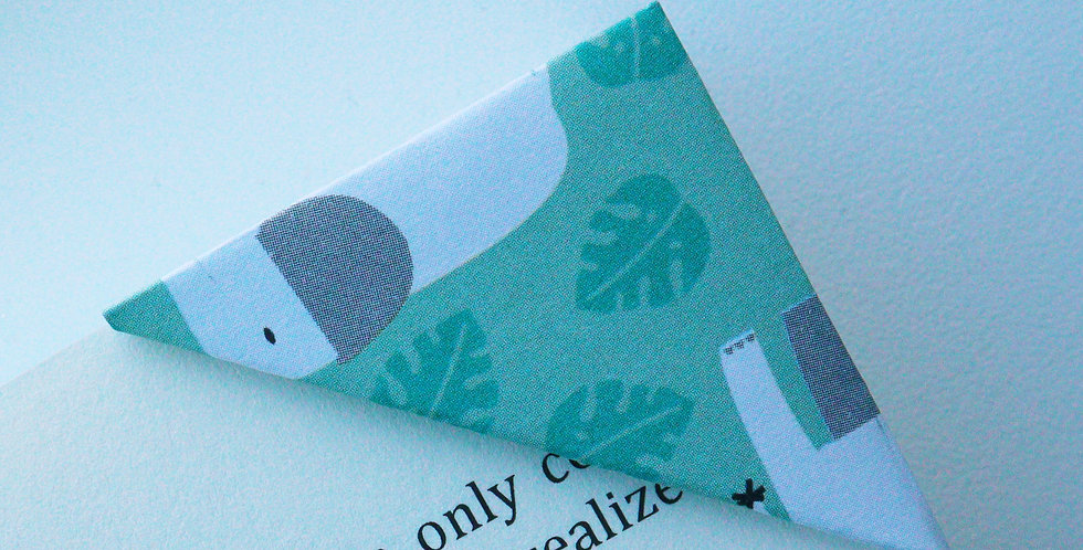 Cute Elephant Bookmark