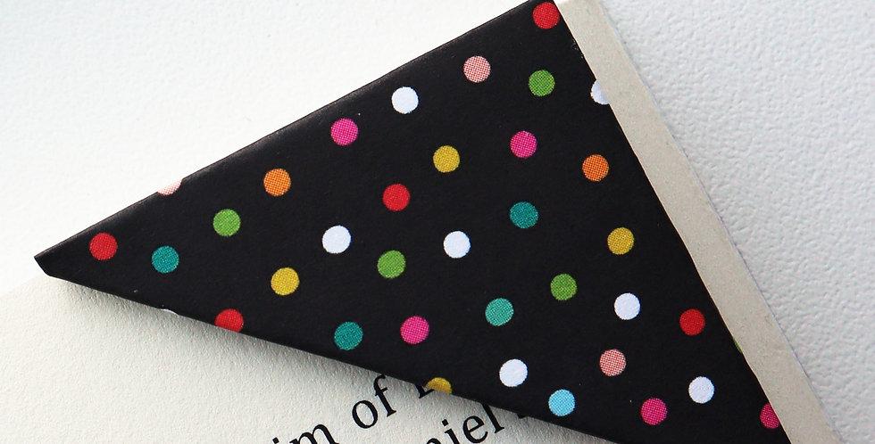 Random Dotty Bookmark (2 colors)