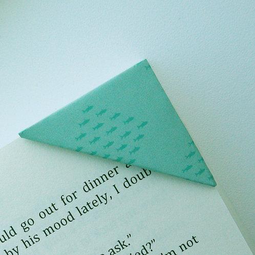 Hunting Shark Bookmark