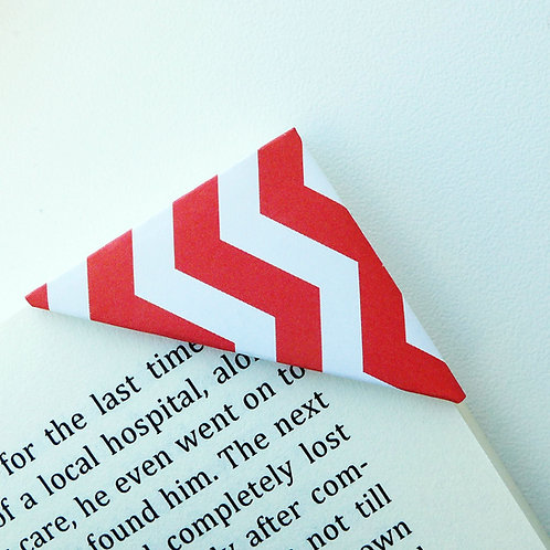 Twist Wrap Candy In Red Bookmark