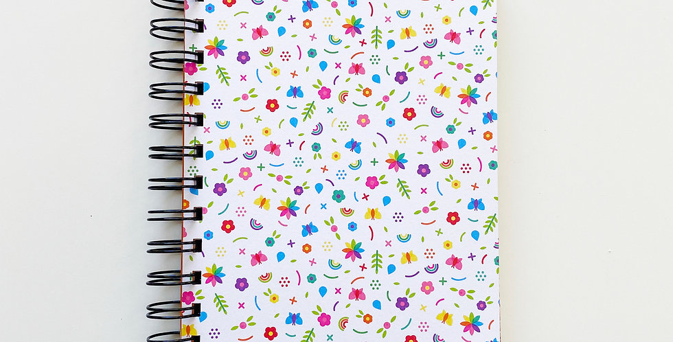 Beautiful Day Is Come Notebook Journal