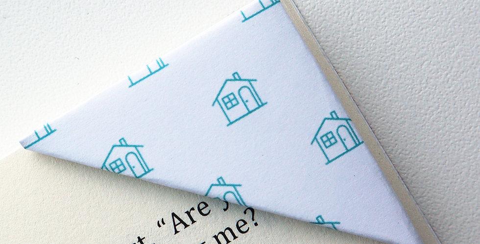 Tiny House Bookmark