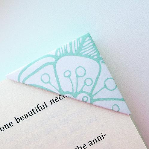 Flower Print Bookmark (2 Colors)