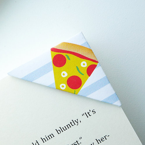 Classic Pepperoni Pizza Bookmark