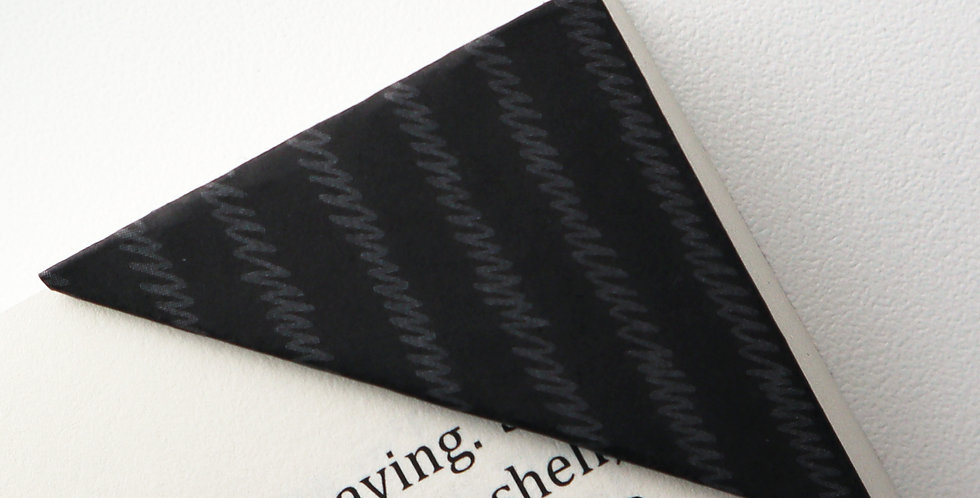 Pencil Scribble Bookmark (3 colors)
