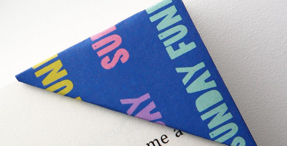 Sunday Funday Bookmark