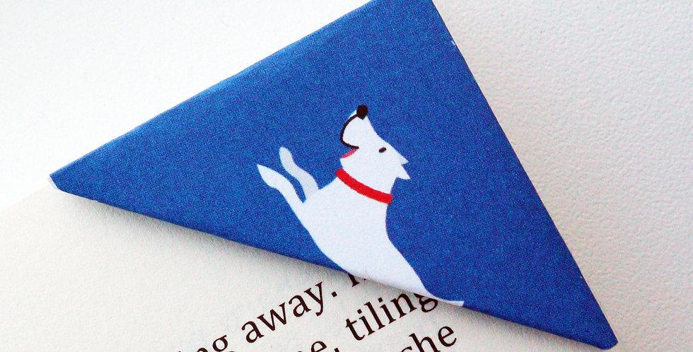 Running Doggy Bookmark
