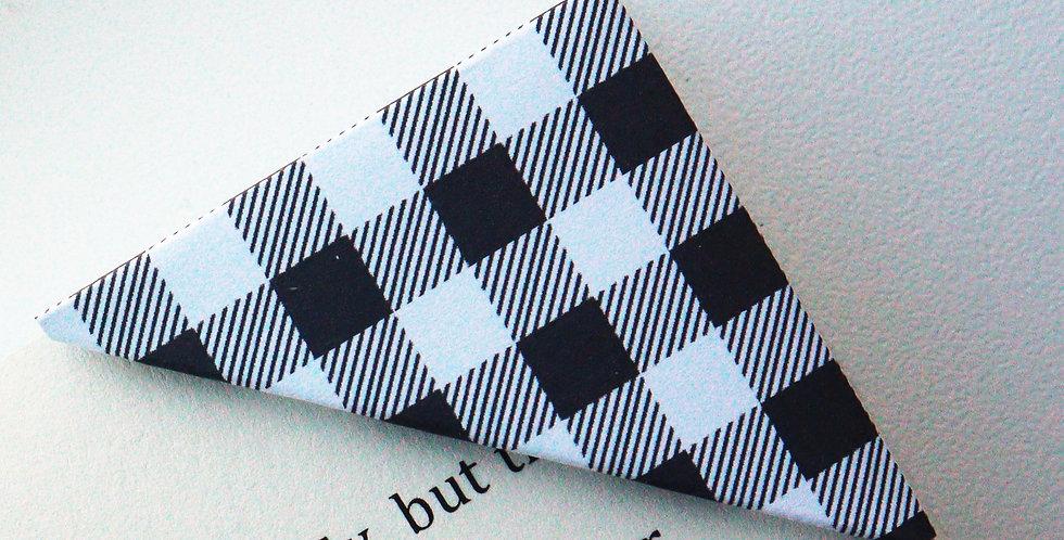 Breakfast Napkin Bookmark (2 colors)