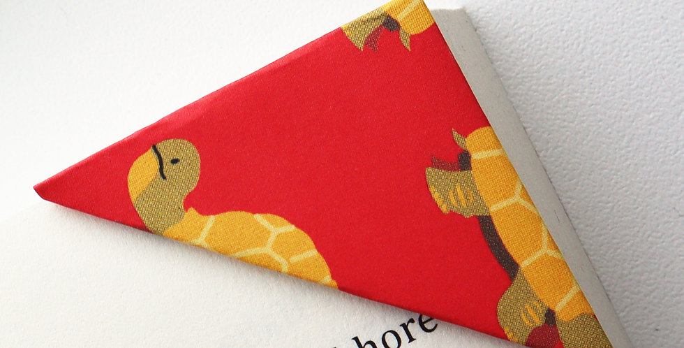 Silly Turtle Bookmark
