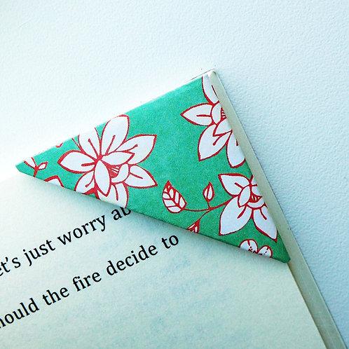 Gardenia Bookmark (3 colors)