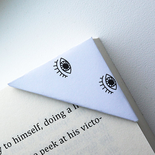 Pretty Eye Bookmark
