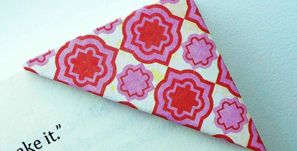 Spring Kaleidoscope Bookmark (3 colors)