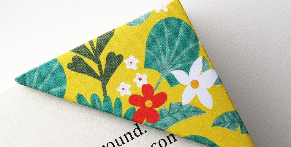 Wild Bird Garden Bookmark