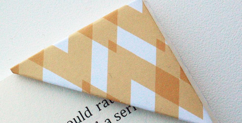 Diamond Shape Bookmark (2 colors)
