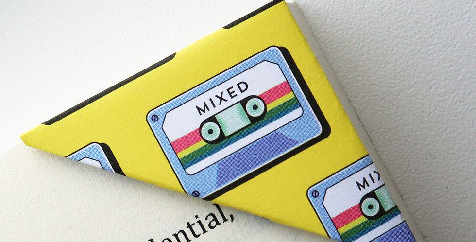 Old Cassette Bookmark