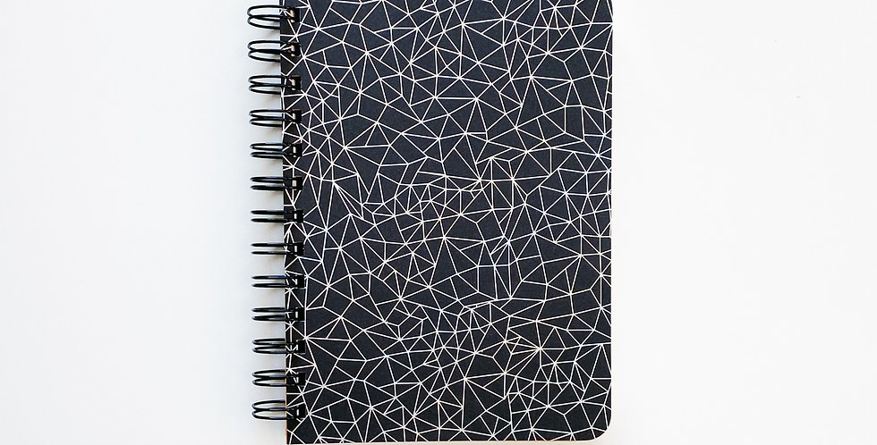 We Are One Big Family Holographic Foil Notebook Journal