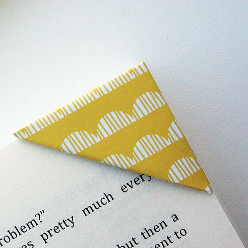 Little Cloudy Today Bookmark (2 colors)