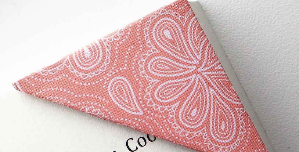 Paisley Leaf Bookmark (2 colors)