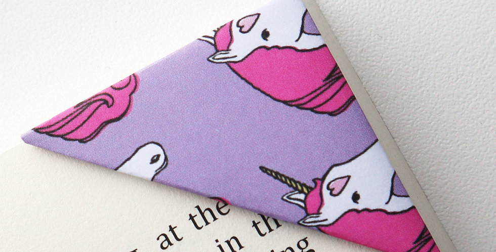 Unicorn Fun Bookmark