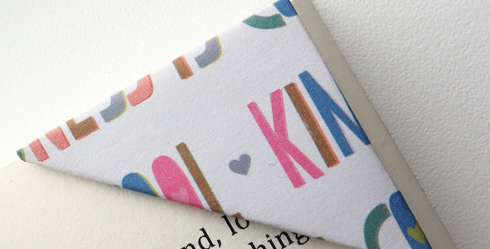 Kindness Is Cool Bookmark