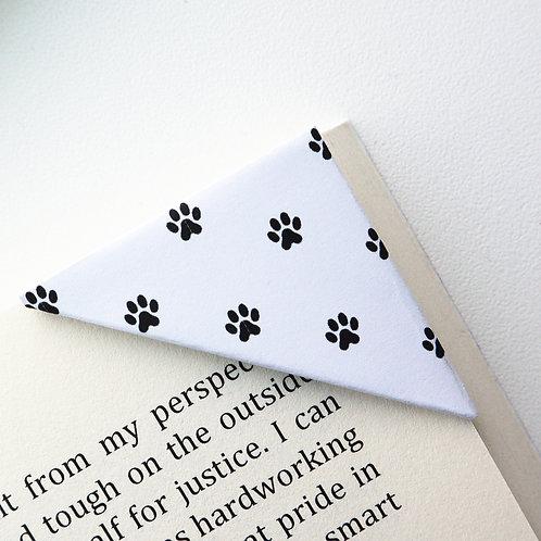 Pet Pawn On White Bookmark