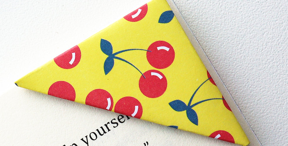 Cherry Me Happy Bookmark