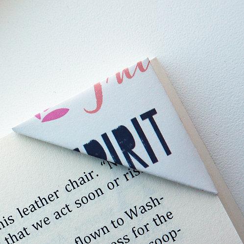 Free Spirit Bookmark