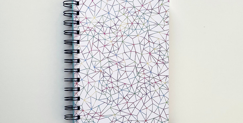 We Are One Big Family Notebook Journal