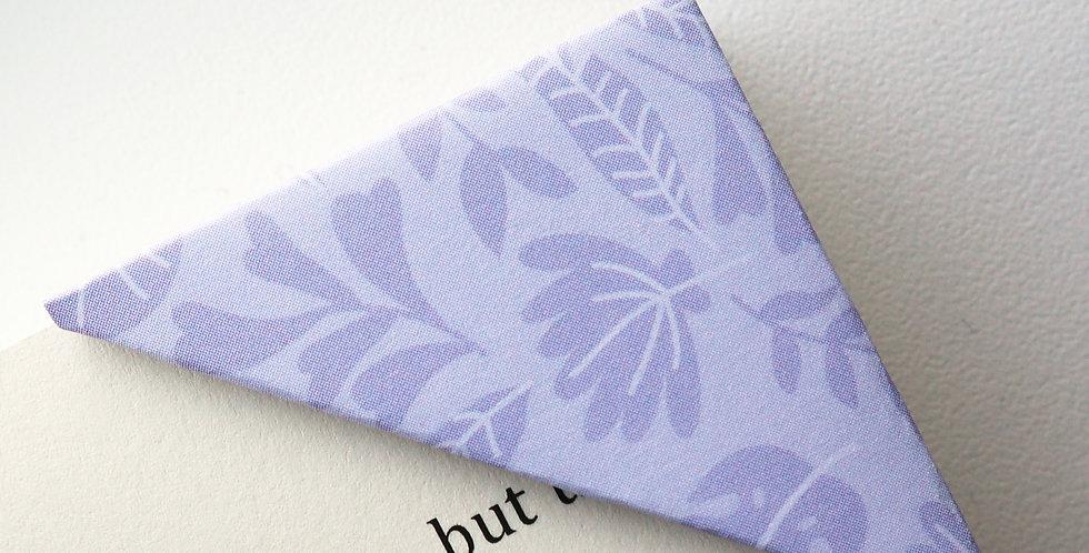 Fern Sample Bookmark (2 colors)