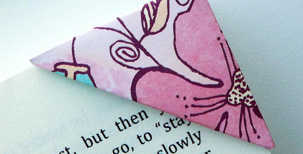 Mid Summer Night Bloom Bookmark (2 colors)
