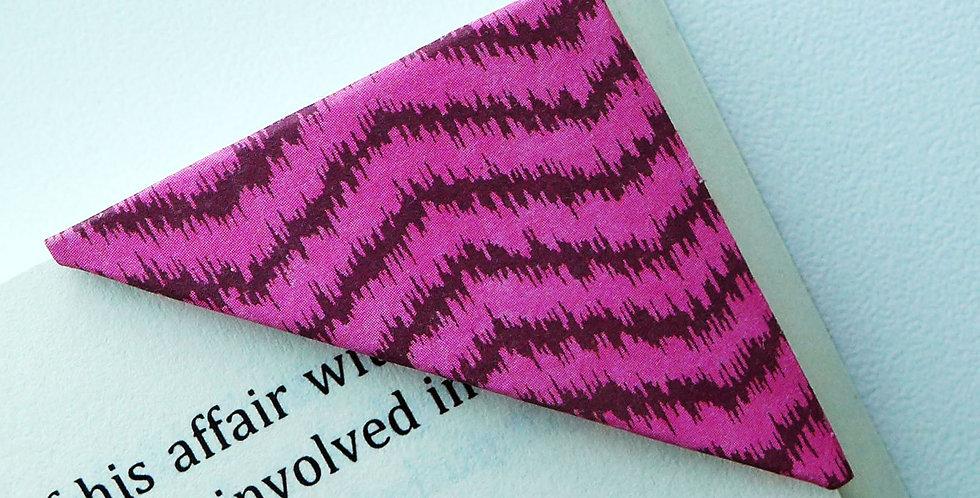 Wild Fuzzy Fur Bookmark (3 colors)