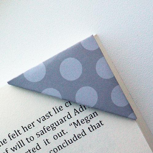 Medium Polka Dot Bookmark (3 colors)